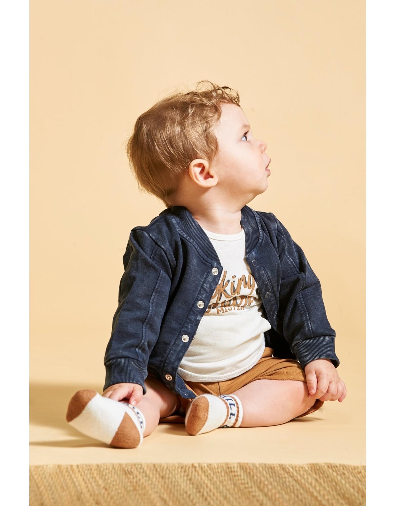 Feetje T-shirt - Looking Sharp Offwhite
