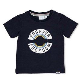 Feetje T-shirt Freedom - Playground Marine