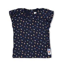 Feetje T-shirt AOP - Sweet Gelato Marine