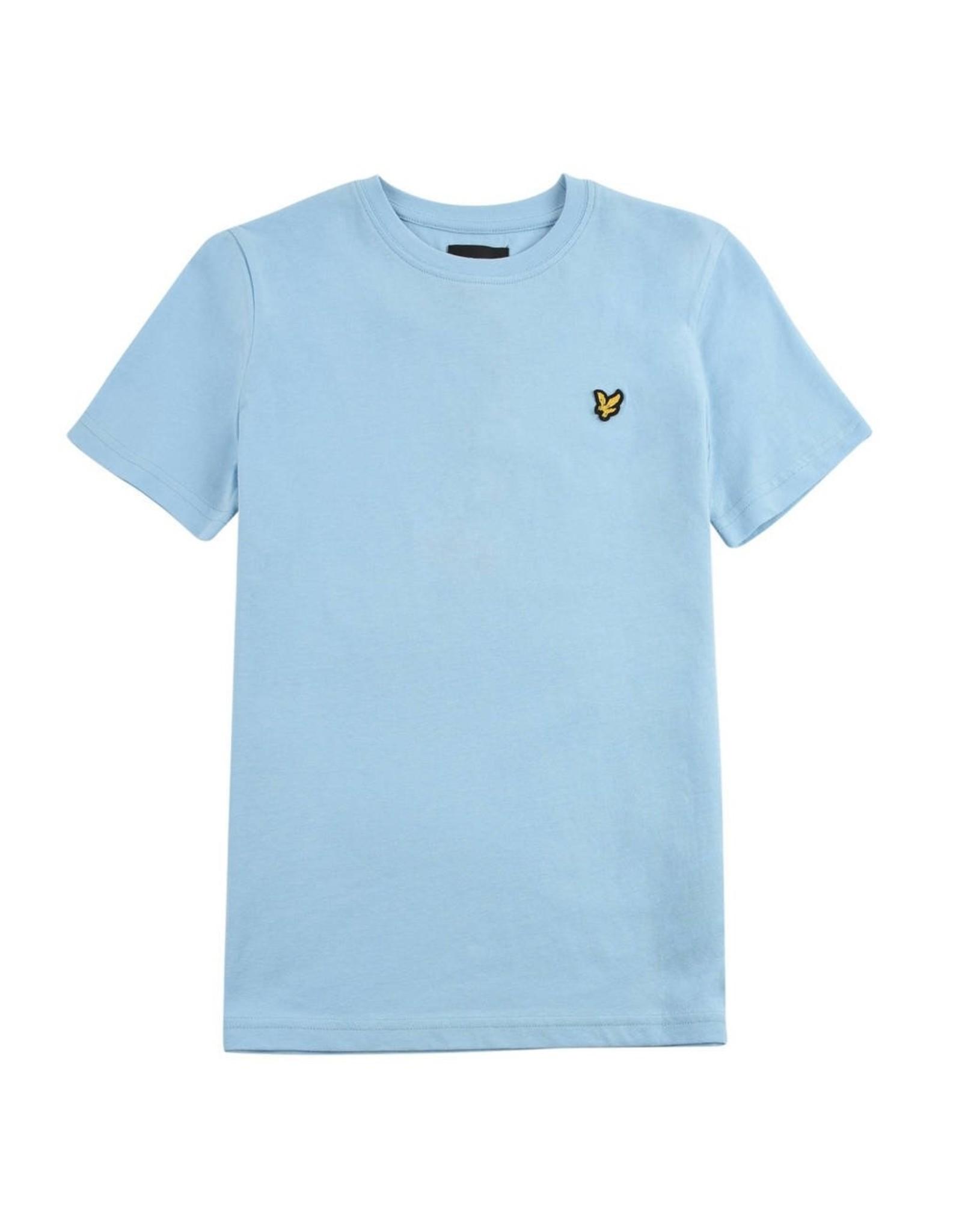 Lyle & Scott Boys Classic T-Shirt Sky Blue