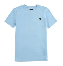 Lyle & Scott Boys Classic T-Shirt Sky Blue