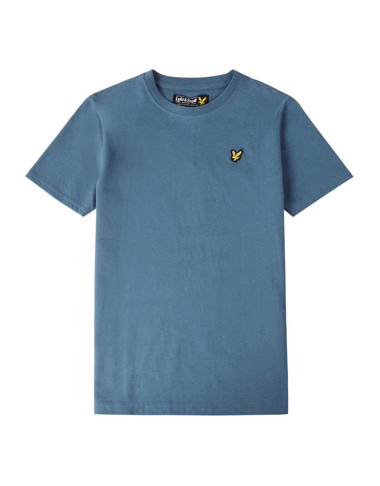 Lyle & Scott Boys Classic T-Shirt Bluestone