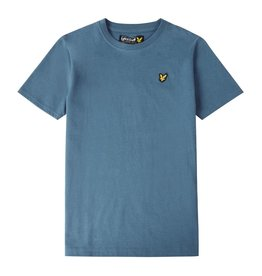 Lyle & Scott Boys Classic T-Shirt Bluestone