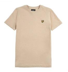 Lyle & Scott Boys Classic T Shirt Oyster Grey