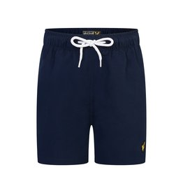 Lyle & Scott Boys Classic Sweatshort Navy Blazer