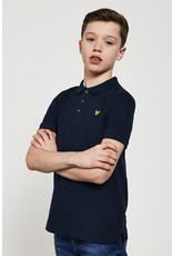 Lyle & Scott Boys Classic Polo Shirt Navy