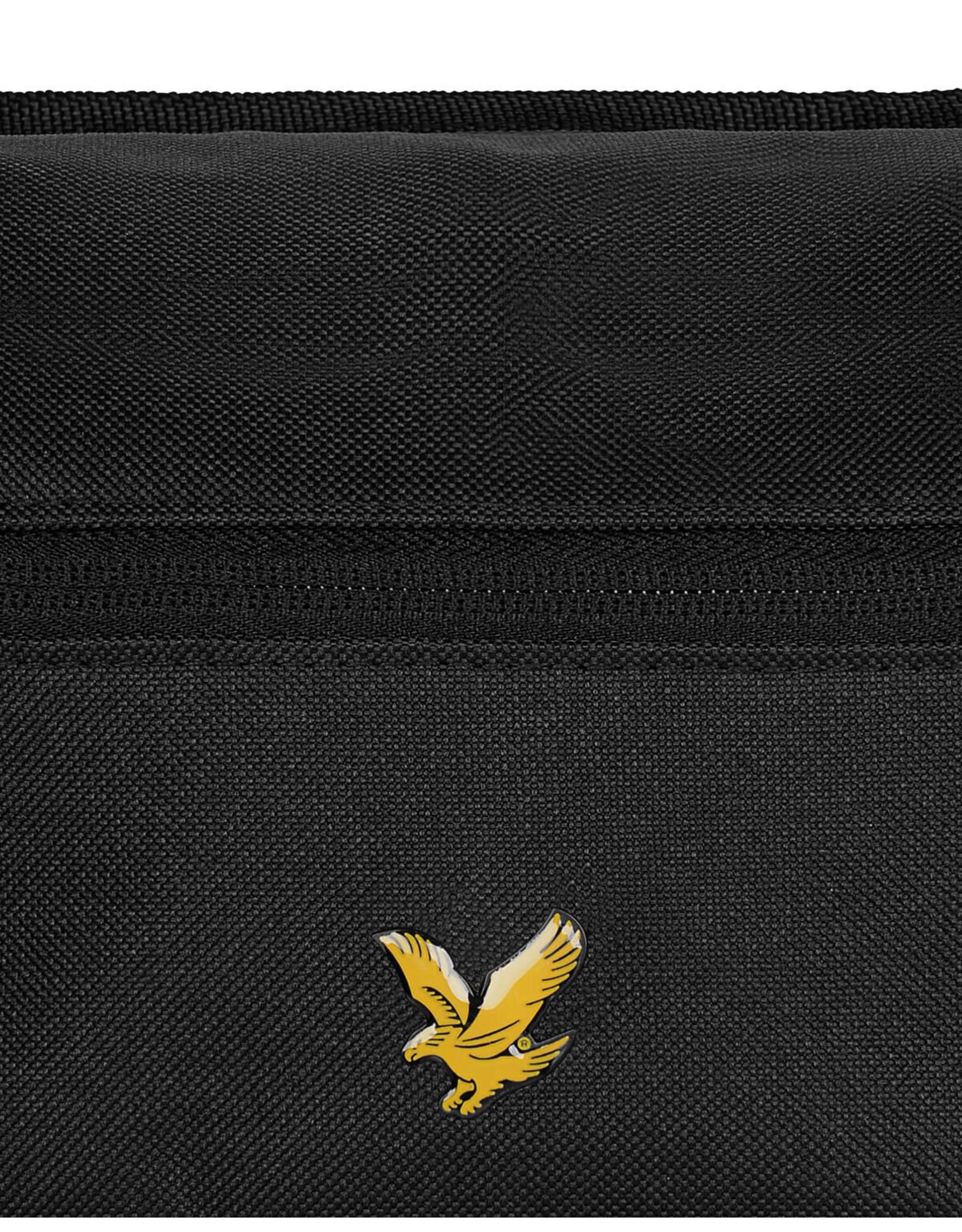 Lyle & Scott Boys Lyle Cross Body Bag Black