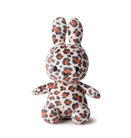 Nijntje Sitting all-over Leopard print - 23 cm