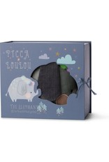 Picca Loulou Elephant in gift box - 18 cm
