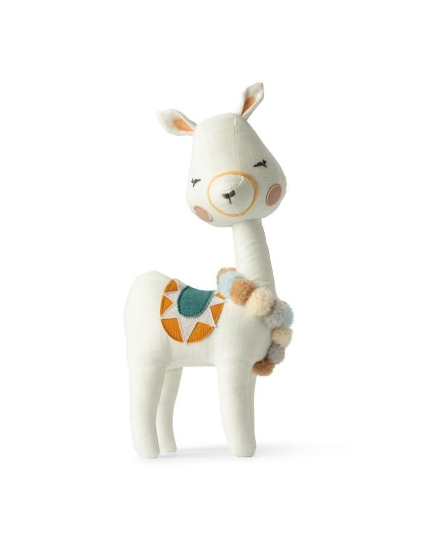 Picca Loulou Llama in gift box - 27 cm