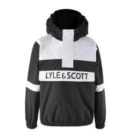 Lyle & Scott Boys OTH Hoodie Windcheater Black