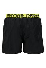 Retour Jeans Swimwear Rider Short Black