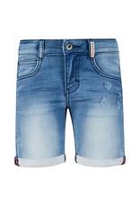 Retour Jeans Short Loek Light Blue Denim