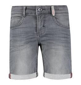 Retour Jeans Short Loek Light Grey Denim