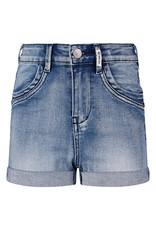 Retour Jeans Short Iliyah Vintage Blue Denim