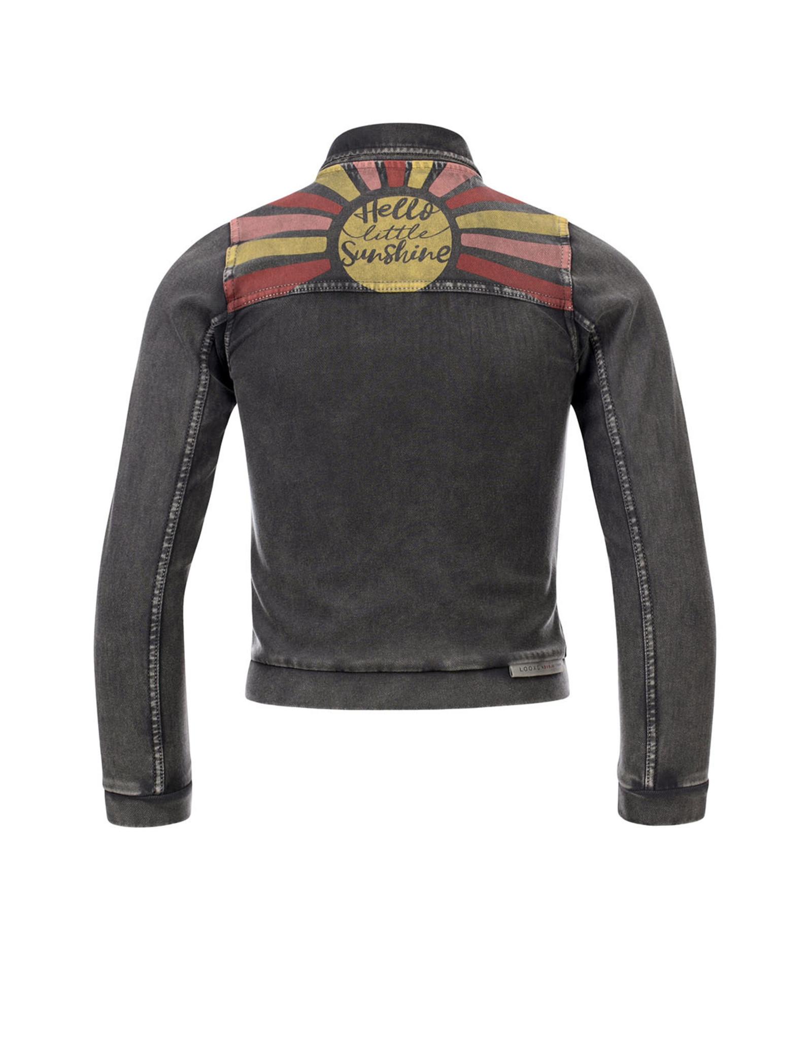 LOOXS Little Little jacket STONE