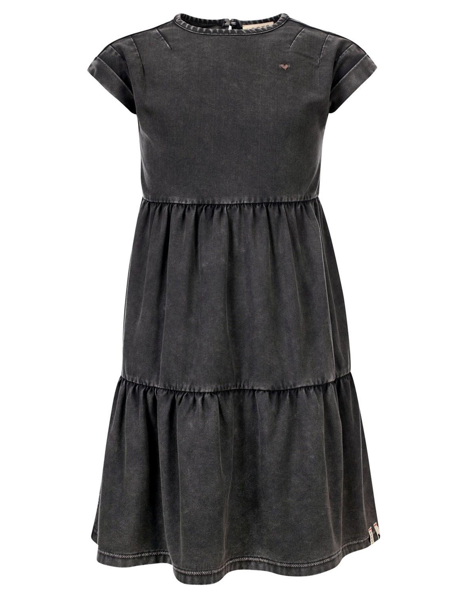 LOOXS Little Little dress STONE
