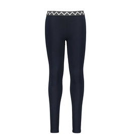 Like Flo girls jersey legging Navy Blue