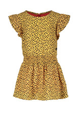 Flo baby girls AO woven dress Panther