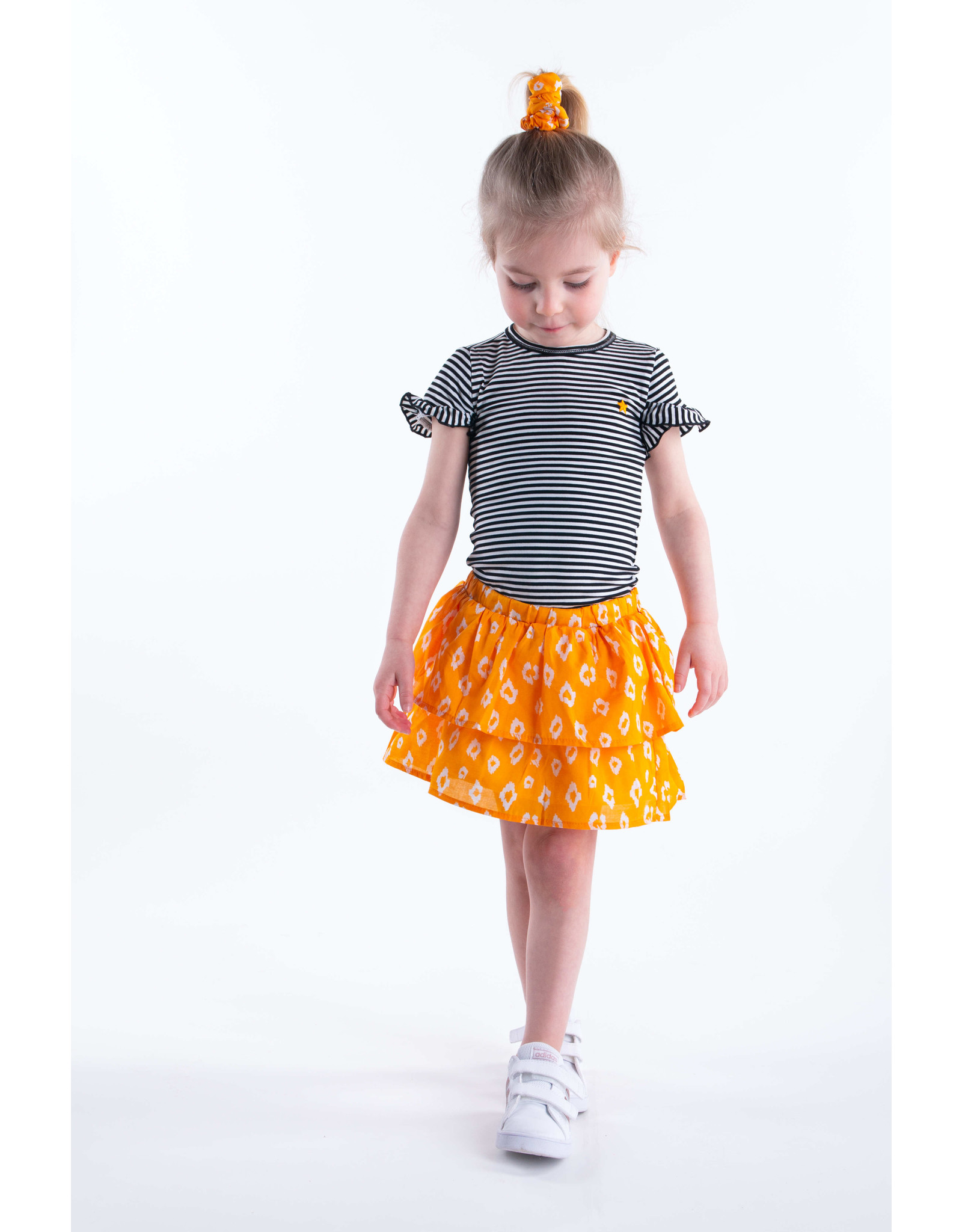 Flo baby baby girls woven hairband Sunflower