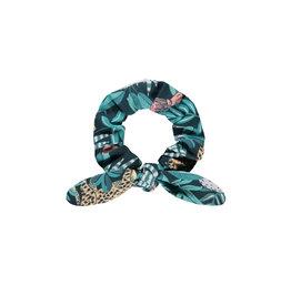 Like Flo girls AO hair scrunchie Leaf