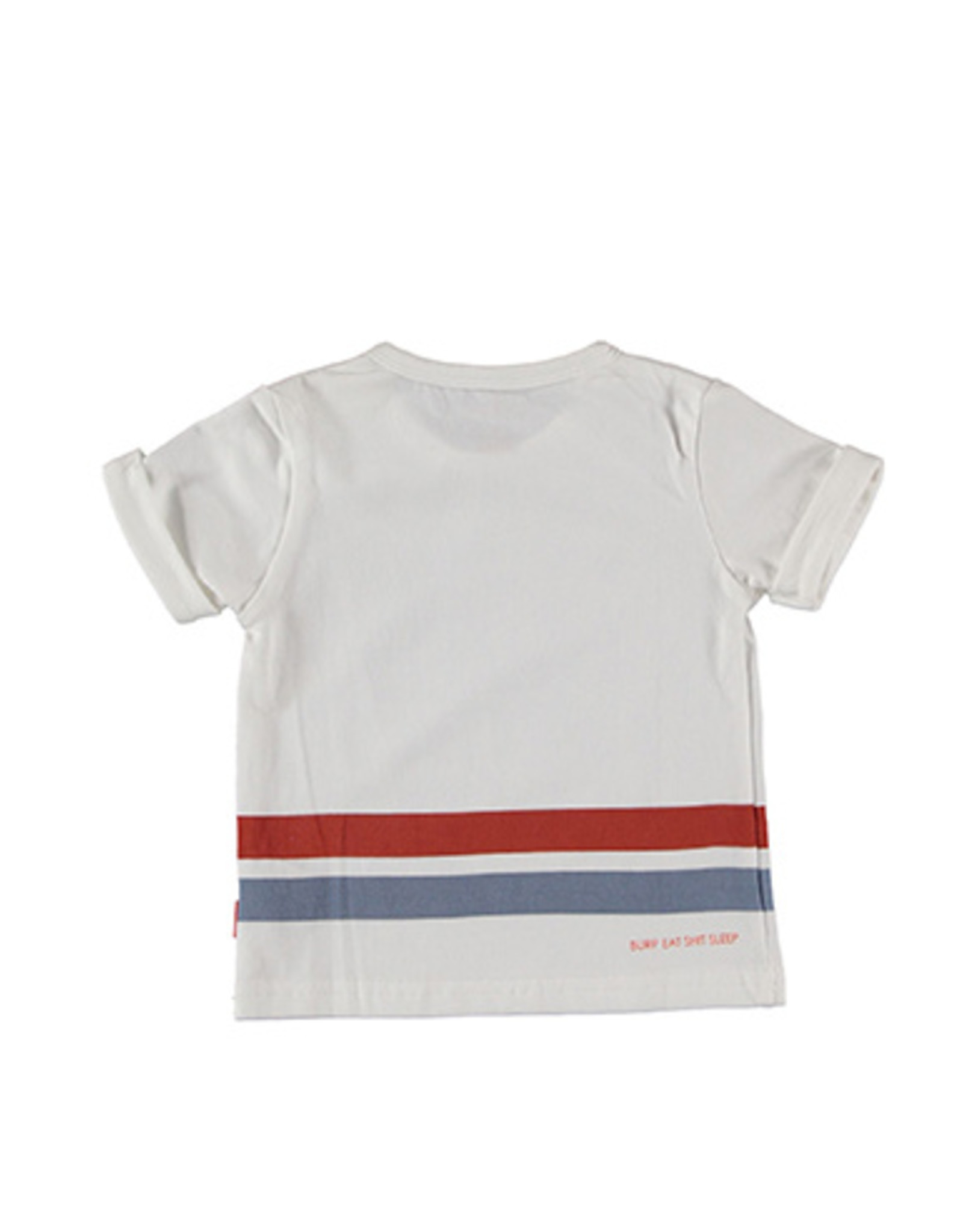 Bess Shirt sh.sl. FRIEND White