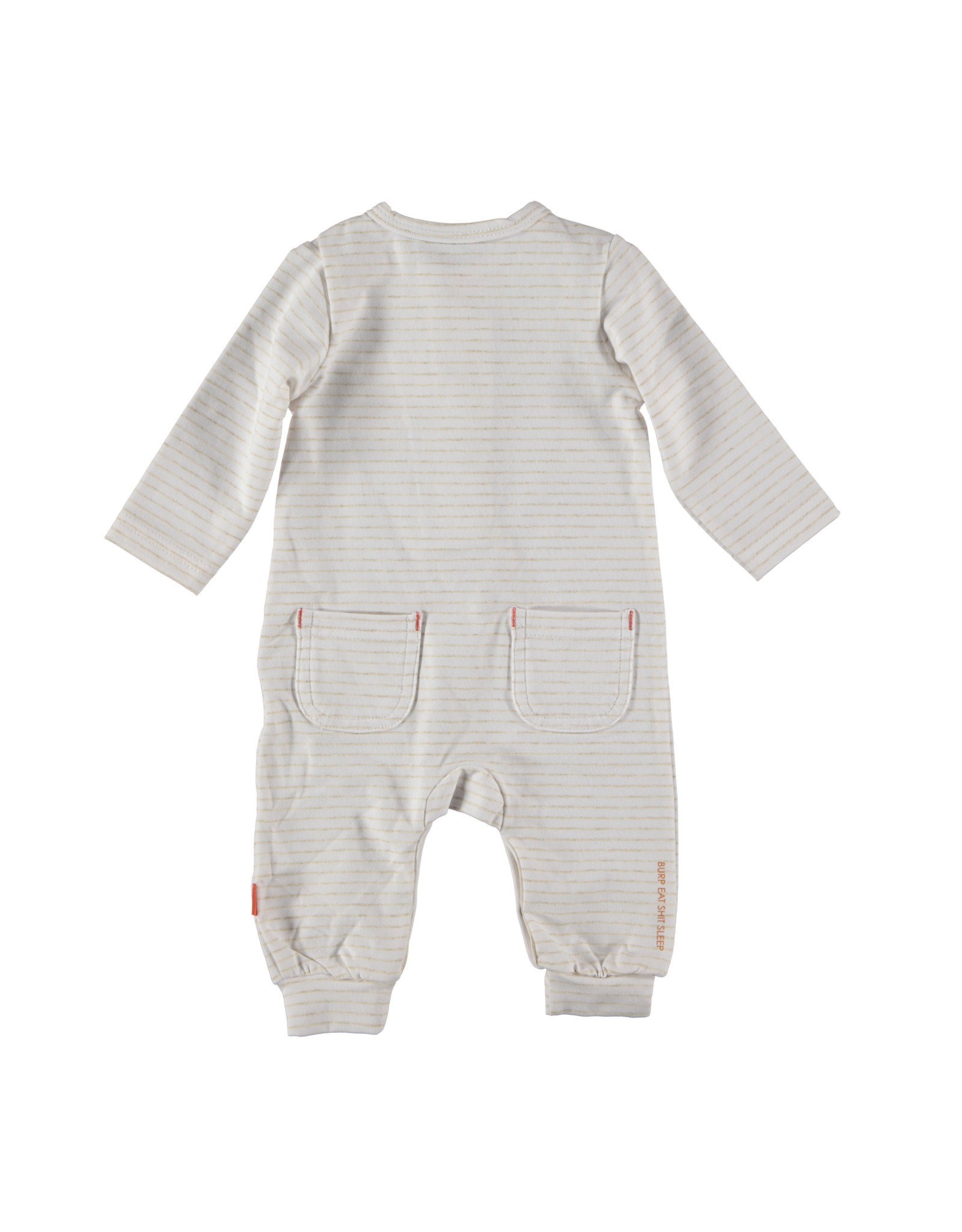 Bess Suit Lines Henley White