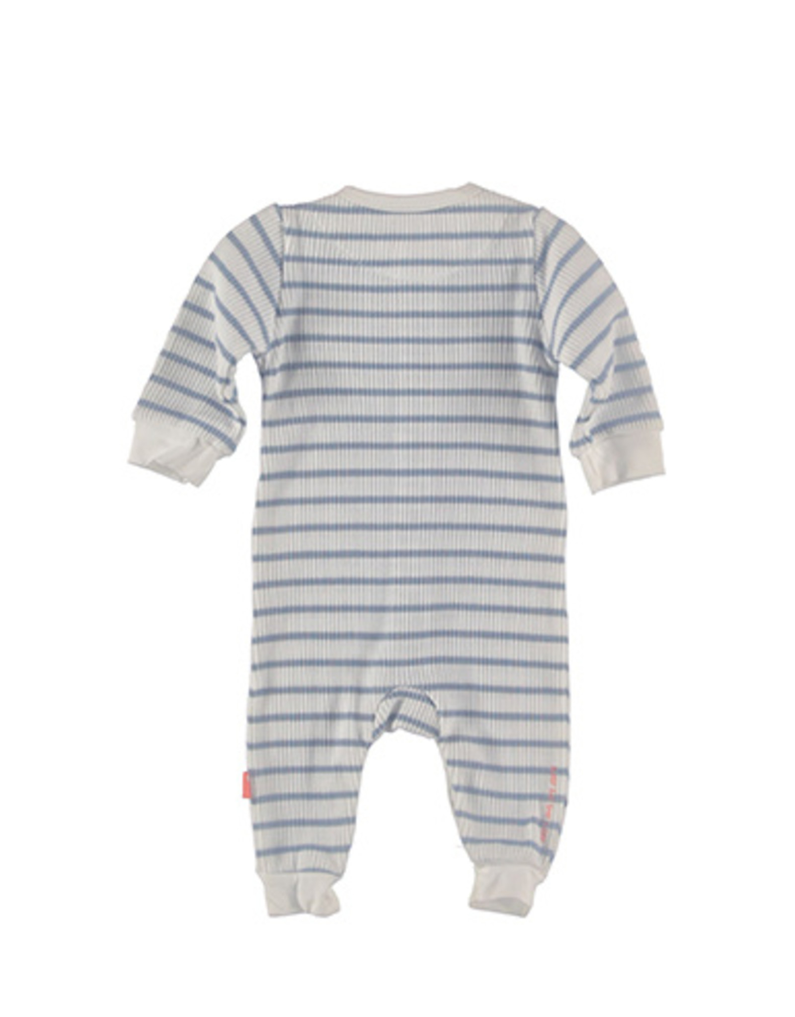 Bess Suit Striped White