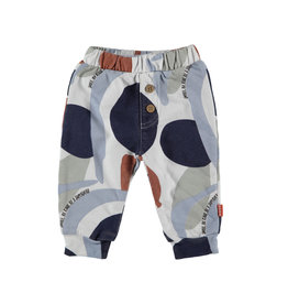 Bess Pants AOP Camouflage Dessin