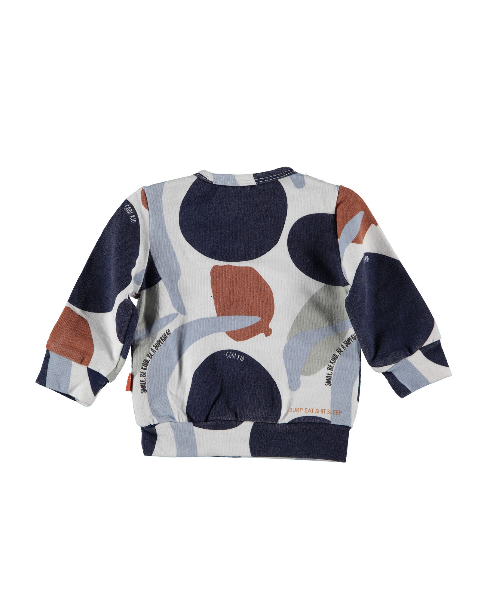 Bess Sweater AOP Camouflage Dessin