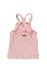 Bess Salodress Woven Pink