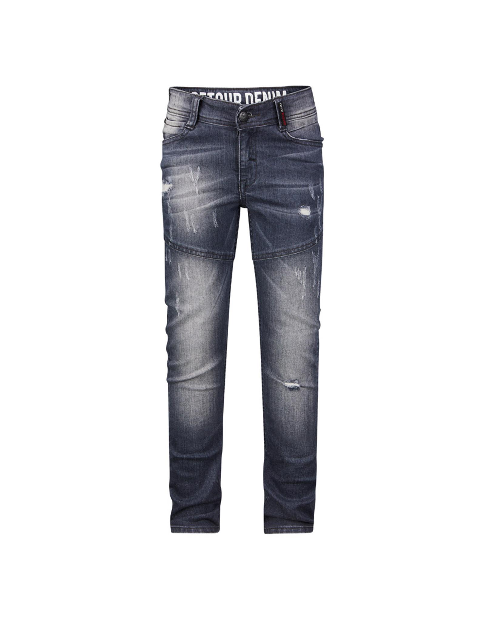 Retour Jeans Pant Dusty Medium Grey Denim