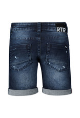 Retour Jeans Short Stephen Medium Blue Denim