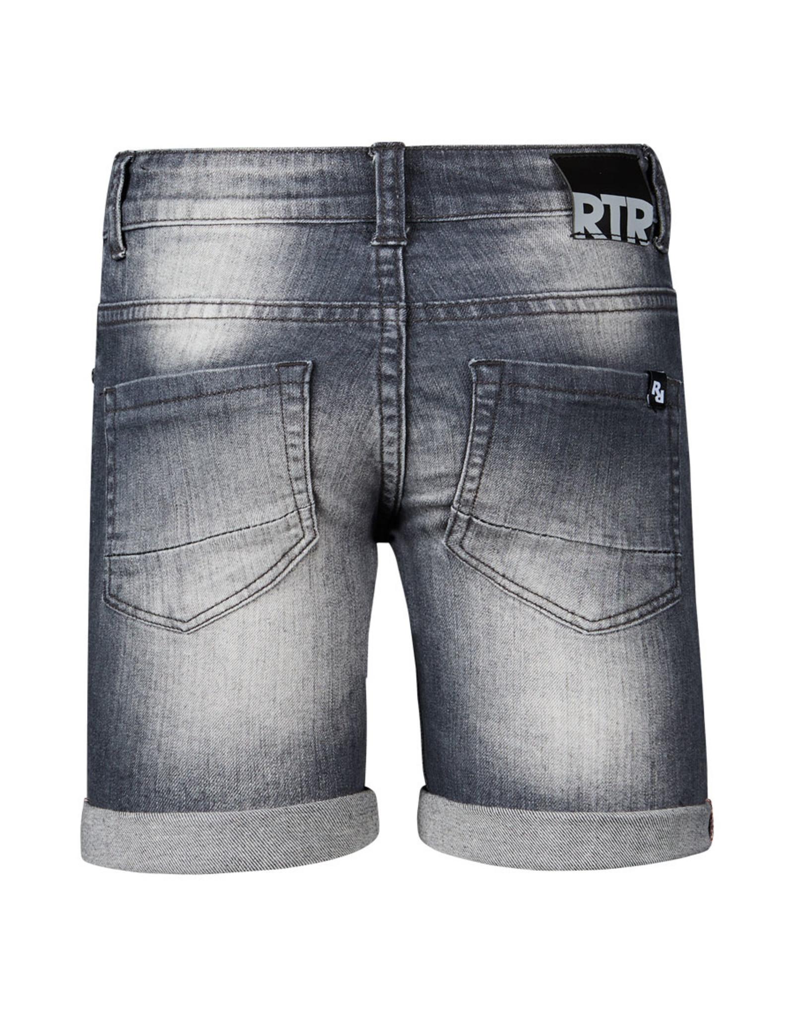 Retour Jeans Short Stephen Medium Grey Denim