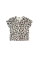 Your Wishes Leopard | Loose Tee Terra