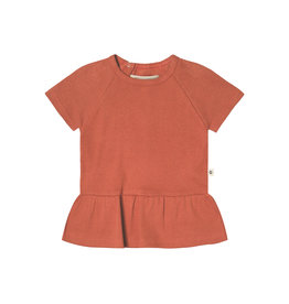 Your Wishes Rib Terra   SS Shift Top Terra