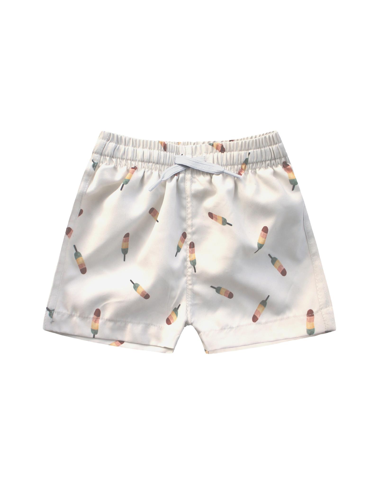 Your Wishes Ice Cream | Swim Shorts Multicolor