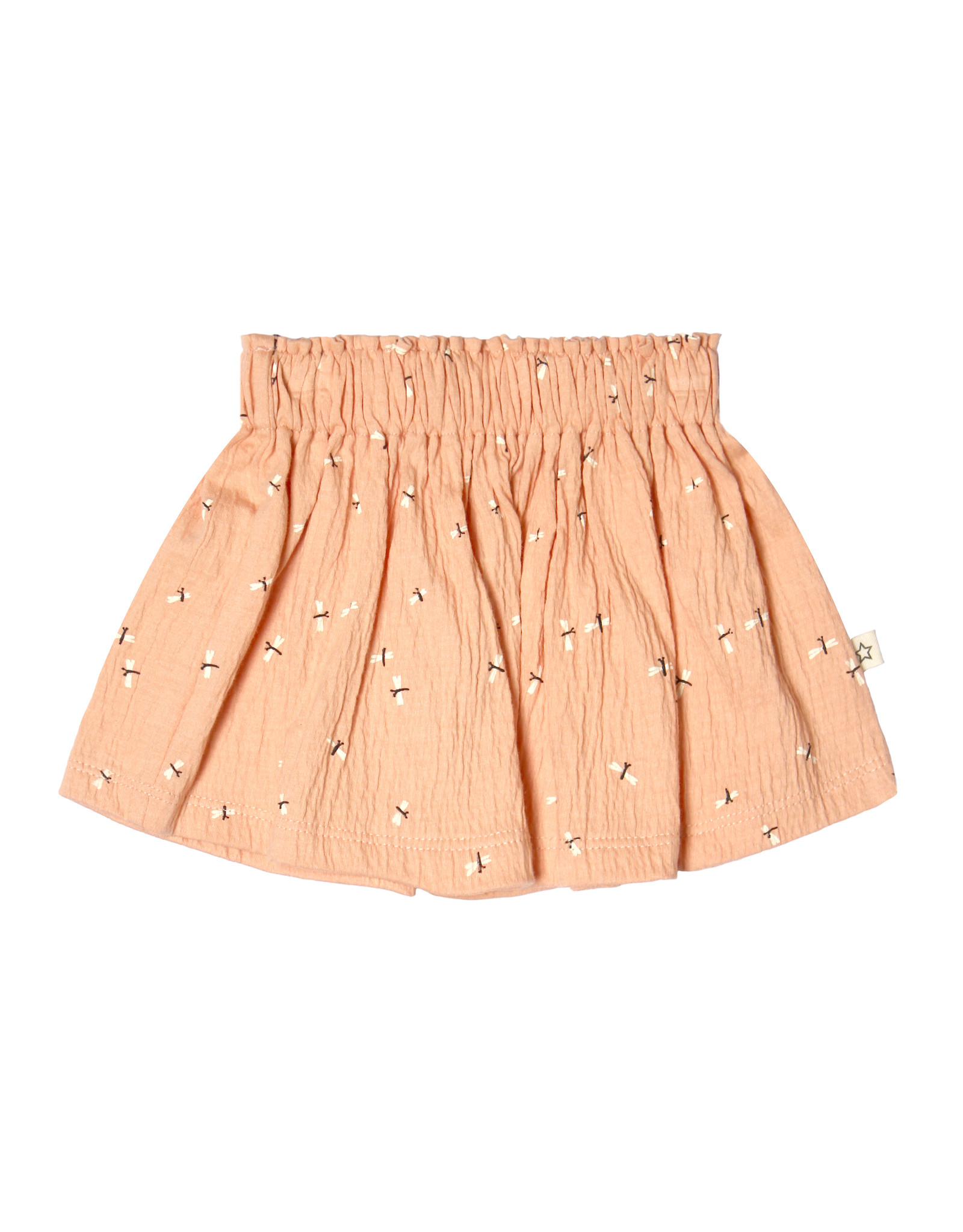 Your Wishes Dragonfly | Skirt Peach