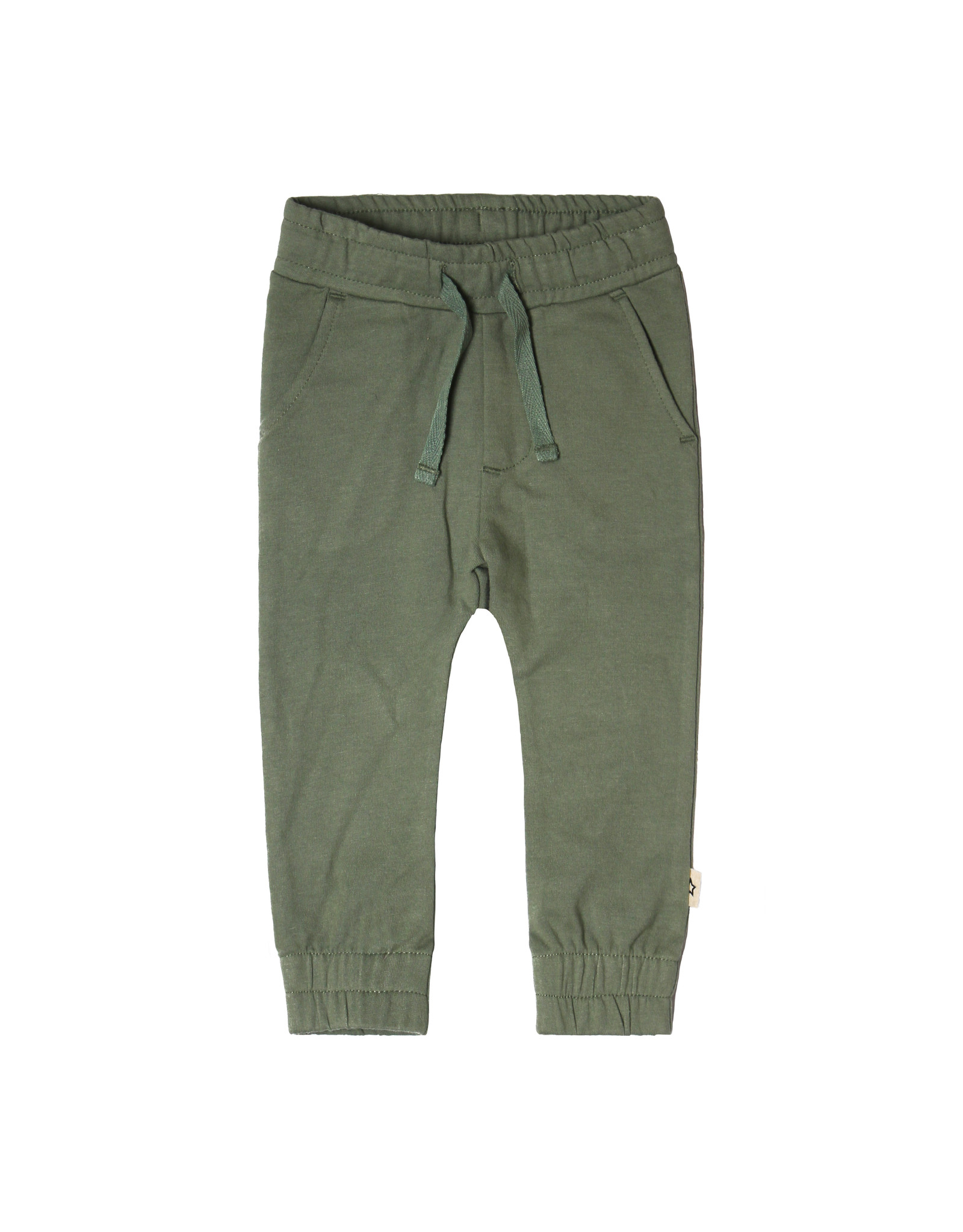 Your Wishes Solid | Sweat Pants Old Green