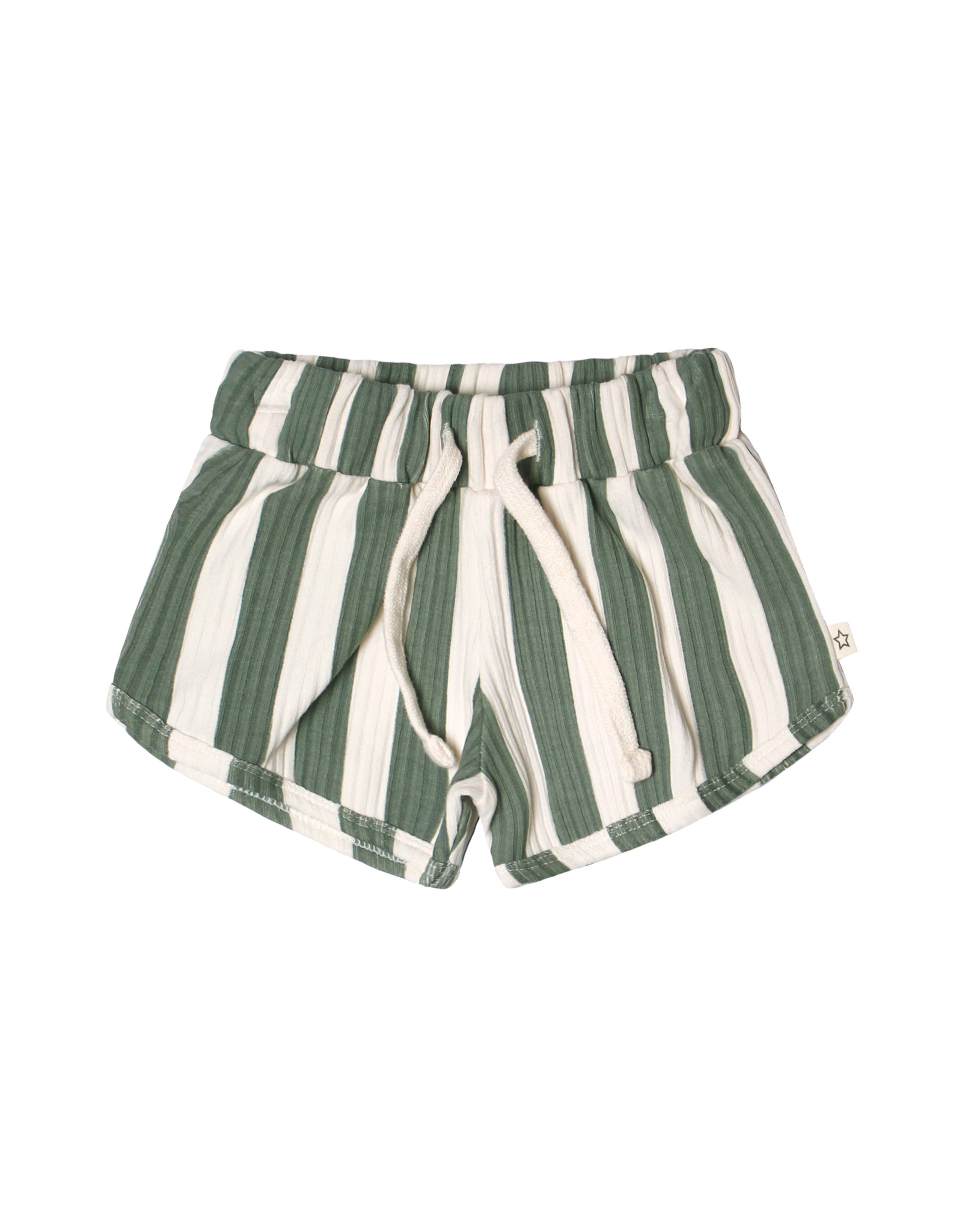 Your Wishes Bold Stripes | Shorts Old Green