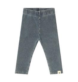 Your Wishes Knitted Denim | Legging Denim Blue