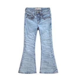 Your Wishes Denim | Flared Jeans Denim Light Blue