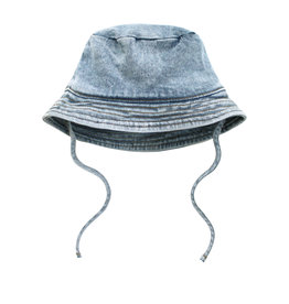 Your Wishes Denim   Summer Hat Denim Light Blue