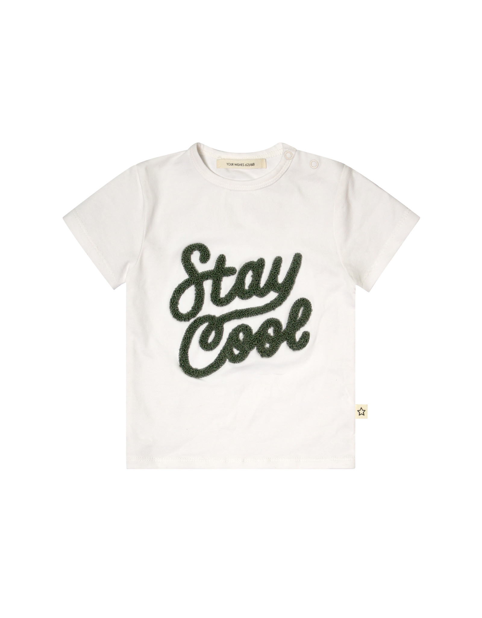 Your Wishes Cool Off-White