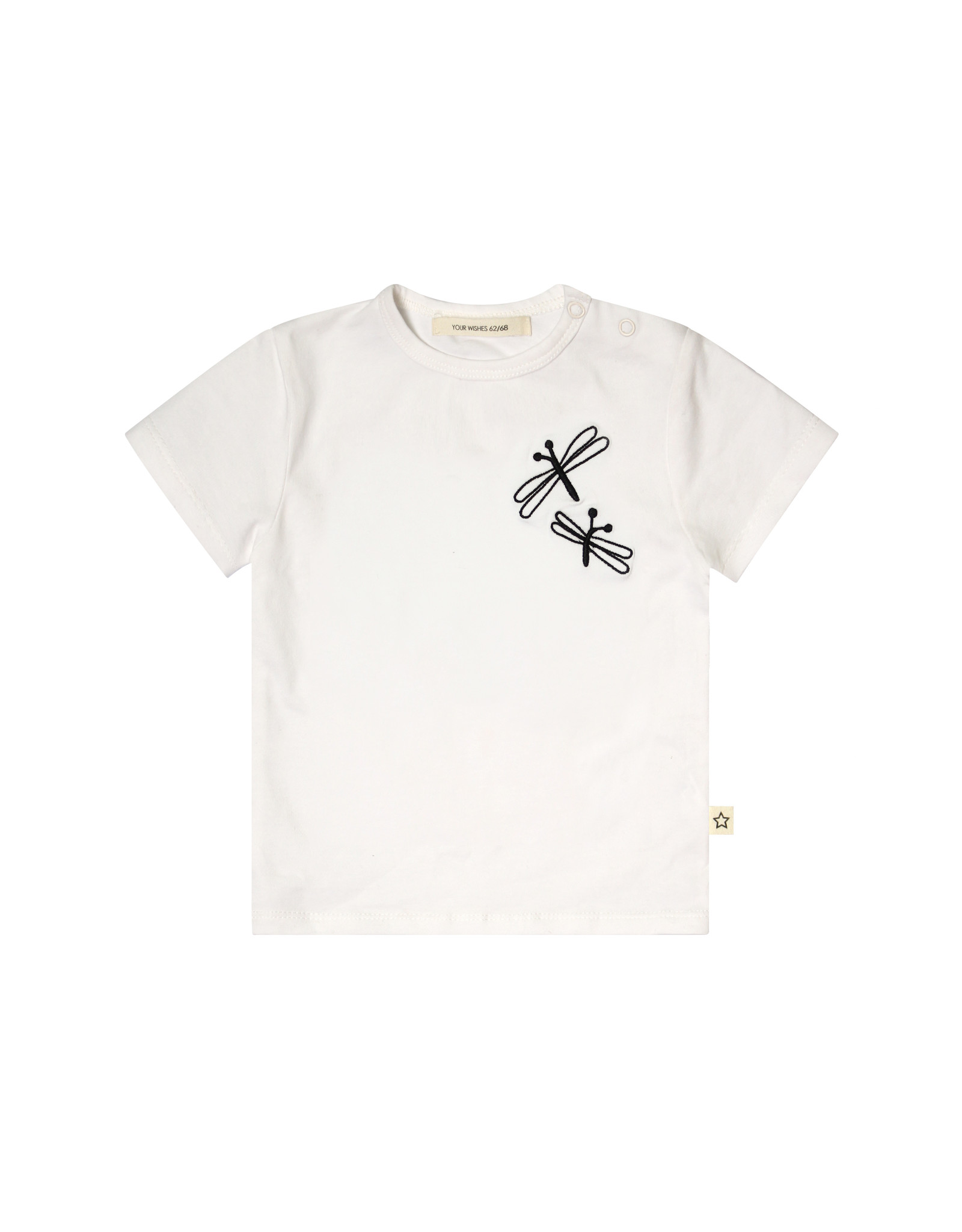 Your Wishes Dragonfly Off-White