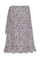 Kids Only Konlino Long Fake Wrap Skirt Cs  Wvn Lavender