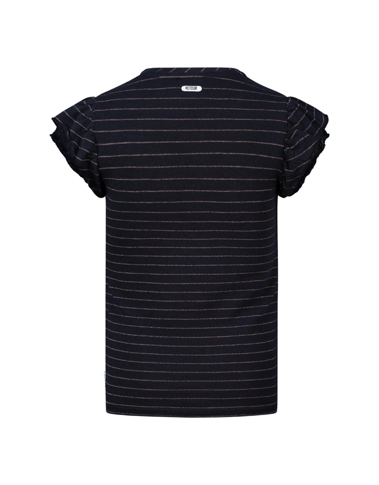 Retour Jeans T-shirt Kate Black