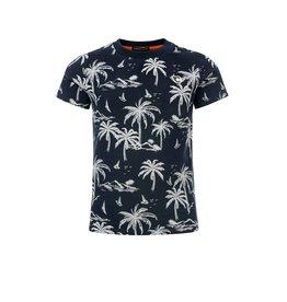 Common Heroes BINK T-shirt with lycra AO Island pr ISLAND PRINT