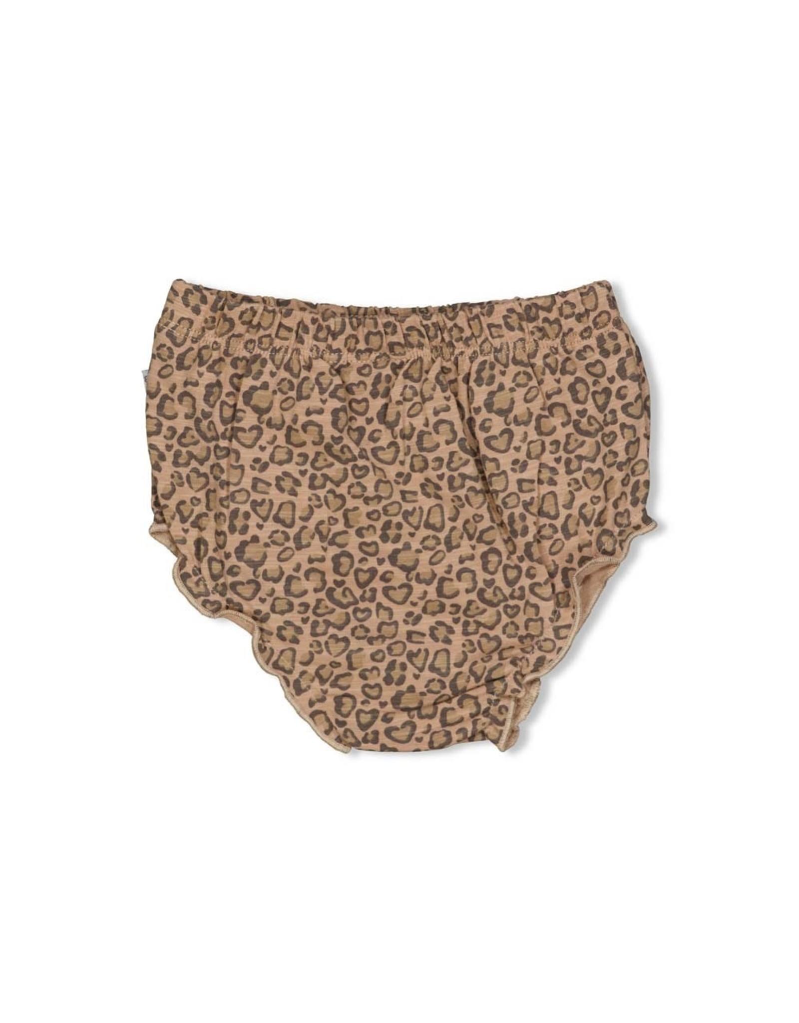 Feetje Slip - Panther Cutie Zand