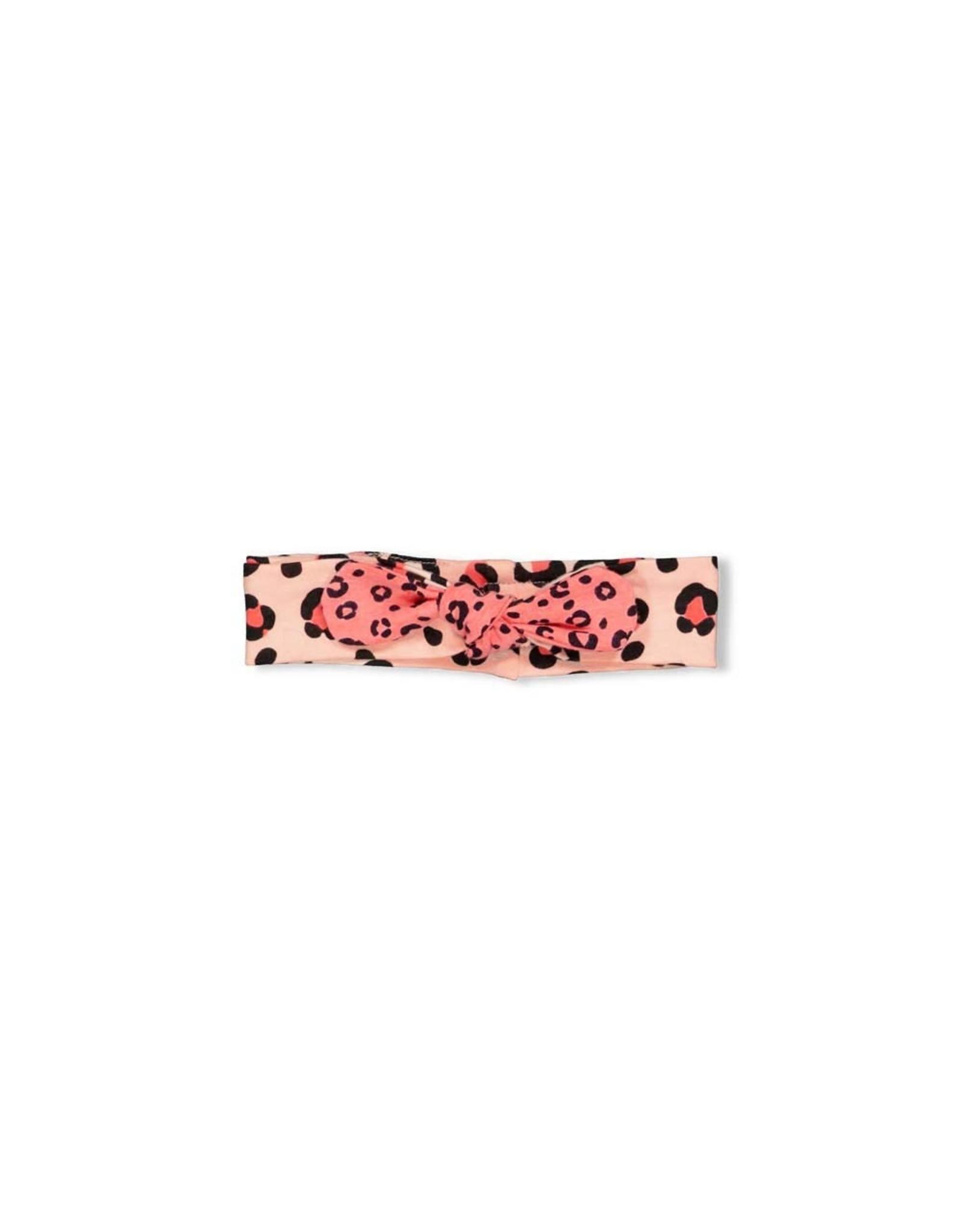 Feetje Haarband - Leopard Love Roze